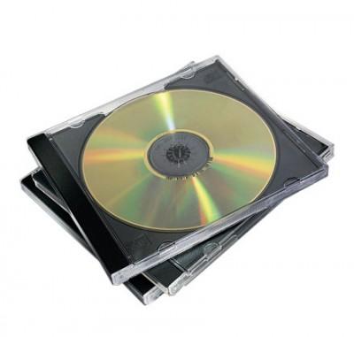 Carcasa jewel, pt. CD/DVD