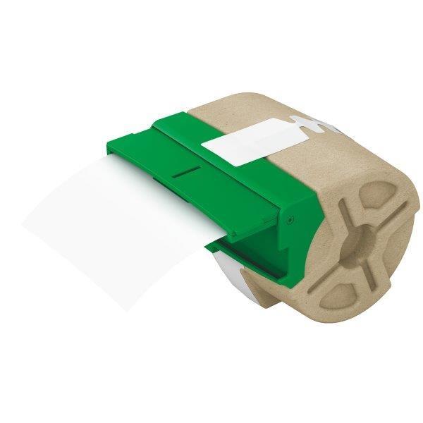 Cartus inteligent cu etichete carton LEITZ Icon, 91mmx22m, hartie neadeziva