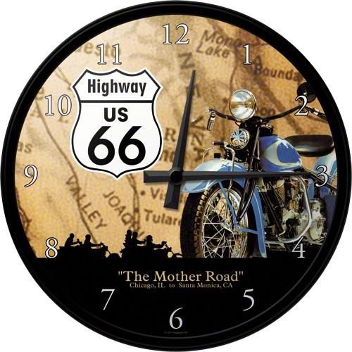 Ceas Perete, Highway 66 Motorrad
