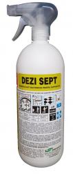 Dezinfectant bactericid pentru suprafete la 1 litru-Dezi Sept