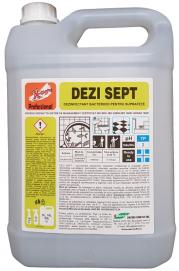 Dezinfectant bactericid pentru suprafete la 5 litri-Dezi Sept