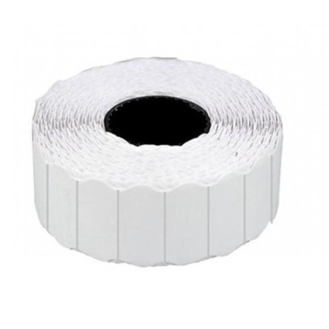 Etichete autoadezive pt. marcatoare, 26 x 16mm, 1000 etichete/rola, alb, PRIX