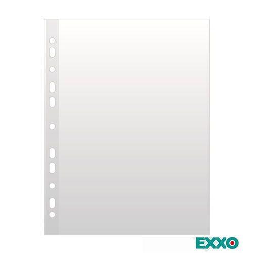 File de protectie A4, 100 buc/set, 30 microni EXXO