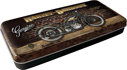 Penar, Harley Davidson Brick Wall