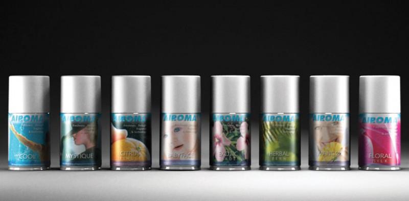 Rezerva odorizant Vectair Airoma 270ml diverse arome