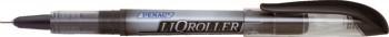 Roler cu cerneala, 0,7mm, PENAC Liqroller Needle Point - negru