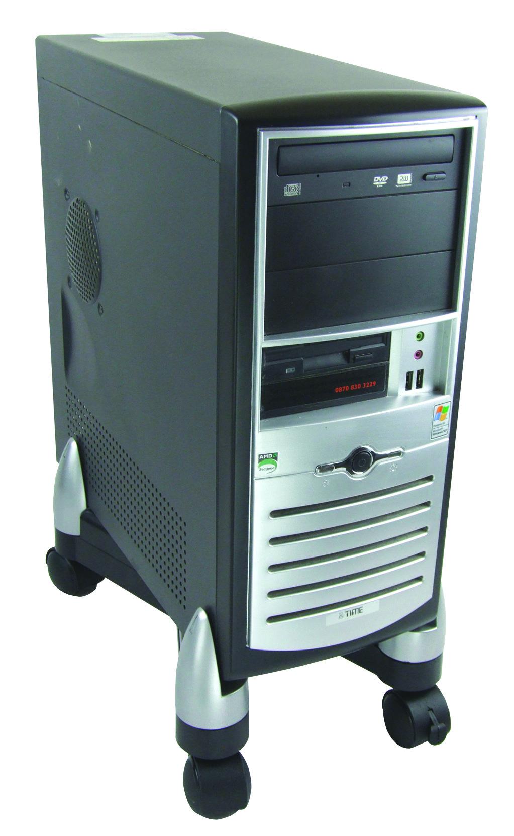 Suport pentru PC/distrugator de documente, FELLOWES Office Suites