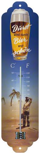 Termometru, Bier Durst
