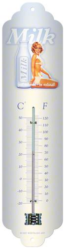 Termometru, Milk